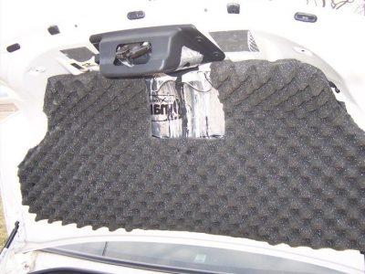 آکوستیک خودرو ، عایق صوتی خودرو ، صداگیری خودرو