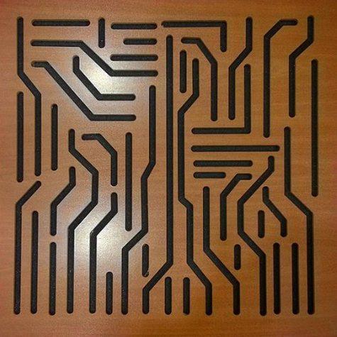 پنل آکوستیک آزتکا ایده آل برای ساخت استودیو حرفه ای